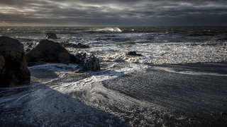 Reynisfjara Black-Sand Beach XIV