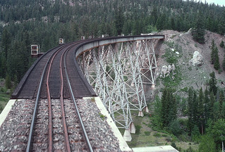 We are south of Prince George, southbound, on May 28, 1992