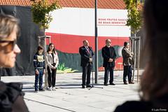 Homenagem a Alberto Avelino (Torres Vedras CM) Tags: amarelo alberto manuel avelino presidente de câmara homenagem