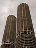 Double Barrel (Brinkervelt.) Tags: chicago curves design iconic marina towers