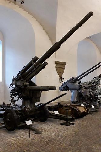 Tysk 88 mm fra WWII