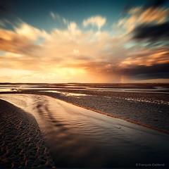 Baie de Somme. (François Cailleret) Tags: baiedesomme picardie france longexposure longueexposition mer sea seascape dri lehourdel