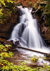 Biała Wisełka (witoldp) Tags: beskidy beskid śląski biała wisła water waterfall wodospad rodła poland landscape carpathians