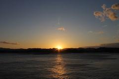 today's sunrise (Kero-ppi) Tags: cloud sunrise