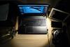 Desk (Stefen Acepcion) Tags: phone desk night canada computer electronic new light dark laptop setup canon 80d fall