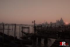 a winter day, in Venice (Michele Rallo | MR PhotoArt) Tags: michelerallomichelerallomrphotoartemmerrephotoartphotopho punta dogana venezia venice laguna travel traveller viaggio viaggi viaggiare mare sea sunset tramonto sole sun cielo sky tramonti