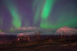 The Lights of Tromsö