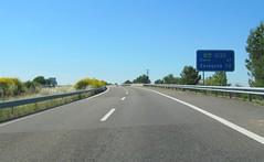 A-23-49 (European Roads) Tags: a23 huesca zuera zaragoza españa aragón spain autovía