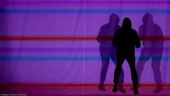 Ruido (*FabPhoto) Tags: santiago chile ruido danza dance tanz video performance sonido sound multimedia