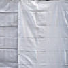 verhüllen (zeh.hah.es.) Tags: bauzaun construction fence zaun baustelle constructionsite tuch cloth weiss white kreis5 zurich zürich schweiz switzerland rechtwinklig orthogonal gitter grid