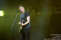 Damon Albarn (P-ZiB) Tags: damonalbarn gorillaz humanztour concert zenith paris