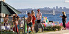 It's almost summer (3) (geemuses) Tags: manly nsw australia manlybeach surf sand beach people spring summer street streetphoto men women intimate colour color