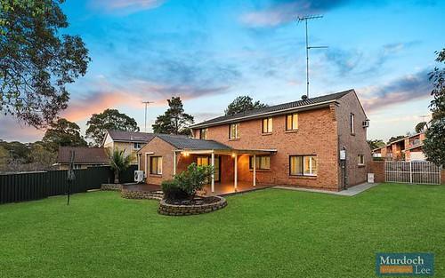 27 Penrose Av, Cherrybrook NSW 2126