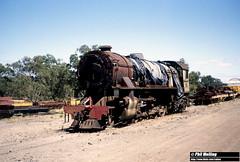 2881 V1209 Midland Workshops 14 March 1982 (RailWA) Tags: railwa philmelling westrail 1982 v1209 midland workshops