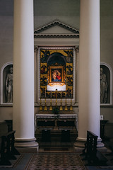 Basilica di San Marino (Linus Wärn) Tags: europe sanmarino basilicadisanmarino basilica church cathedral religion christianity architecture