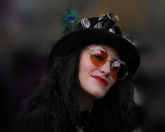 OKIMG_0405 (taymtaym) Tags: luccacomicsgames2017 lucca comics and games 2017 luccacomicsandgames2017 cosplay cosplayers costumes costumi costume cosplayer steampunk steam punk