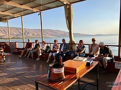 48 - Zarándokok sétahajózása a Galileai - tengeren / Vyhliadková plavba na Genezaretskom jazere