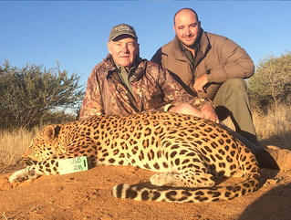 Namibia Hunting Safari 69