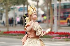 IMG_9615M 2017/02/11 雲林縣虎尾鎮高鐵特區 2017臺灣燈會虎尾燈區踩街活動 (陳炯垣) Tags: street festival parade