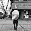 Beauregard (ShelSerkin) Tags: shotoniphonex shotoniphone hipstamatic iphone iphoneography squareformat mobilephotography streetphotography candid portrait street gothamist nyc newyorkcity blackandwhite