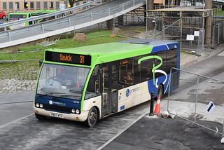 PB 20796 @ Preston bus station