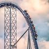 Zero Gravity (Paco_X) Tags: rollercoaster cedarpoint amusementpark ride hill thrill millenniumforce