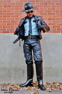 Full Langlitz Leather