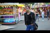 * (Henrik ohne d) Tags: eos5dmk2 ef85mmf18 august2017 portrait lisa funfair lights fairground leipzig kleinmesse