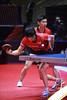 UEDA Jin - YOSHIMURA Maharu JAP_2017WTGF_PRG_3427 (ittfworld) Tags: 14122017 astana kazakhstan doubles quarter final 2017 ittf world tour grand finals