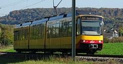 """Die Stadtbahn. Die Stadtbahnen. Stadtbahnen sehen aus wie Straßenbahnen, sie fahren aber von Ort zu Ort. • <a style=""""font-size:0.8em;"""" href=""""http://www.flickr.com/photos/42554185@N00/39039594431/"""" target=""""_blank"""">View on Flickr</a>"""