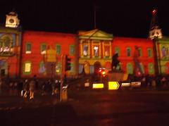 DSCF1193 (ianharrywebb) Tags: iansdgitalphotos edinburgh xmas christmas nightshots adventcalendar registerhouse