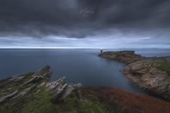 Presqu'île de Kermorvan (Breizh) (Mathulak) Tags: conquet kermorvan finistère bretagne breizh heurebleue phare nisifilters nisi d750 mathulak leconquet
