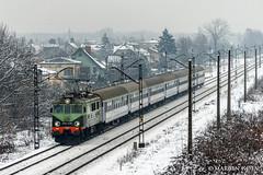 EP07-338 (D29-1) Tags: d291 dąbrowa górnicza autumn winter marcin gola ep07 ep07338 train pociąg vlak zug rail