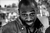 Un connecté... (vedebe) Tags: portraits portrait noiretblanc netb nb bw monochrome urbain rue street urban ville city