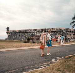 Cruise Vacation - Puerto Rico - El Morro