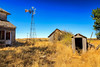 Broken (KPortin) Tags: windmill deteriorated abandoned abandonedhomestead hww grass weeds doors decay derelict lincolncounty