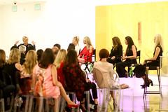 Sharon Stone, Melanie Griffith, Crystal Lourd, Paula Wagner, Tamara Mellon, Dr. Pauline Maki