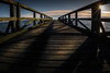 The Bridge (Oliver Plagge) Tags: husum pfingsten2015 schobuell landscapes brigde new sunset sunbeam sunrise blue colorfull color nature natur autumn