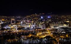 Oslo sentrum by night (jonarnefoss2013) Tags: xf18135mm fujifilmxt2 norway oslo