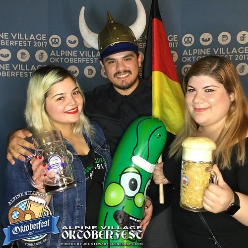 Alpine Village Oktoberfest 2017