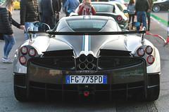 Factory Car (Beyond Speed) Tags: pagani huayra bc huayrabc supercar supercars cars car carspotting nikon v12 carbon spoiler automotive automobili auto italy italia autodromo monza racetrack