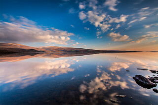 the reflection of Cıldır...........