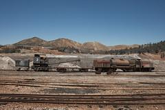 El pasado de una realidad IMG_3672_ps (Inclitus) Tags: riotinto mineria huelva andalucia tren locomotora