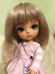 (tatitun1) Tags: cute doll elly latiyellow limited rabbit tan yellow lati latidoll