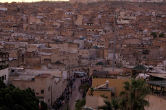 Fes (T is for traveler) Tags: travel traveler traveling tisfortraveler photography backpacker exploration digitalnomad summer trip canon 1855mm 700d africa morocco fes city cityscape maze old medina house building architecture people