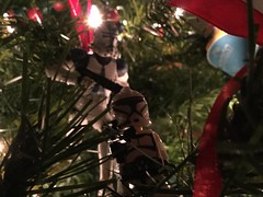Send In The Clones (splinky9000) Tags: kingston ontario christmas tree hallmark ornaments star wars clone troopers 501st legion lego minifigure