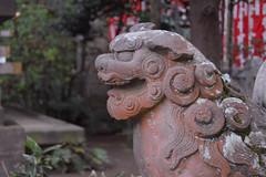 (laceyroseimaging) Tags: enoshimashrine kanagawa enoshima fujisawa japan abroad travel wander asia statue japanese asian design architecture inspire