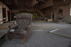 Take a load off, Fanny (virgilvanburen) Tags: urban exploration urbex rurex chicago illinois abandoned abandoment bando decay grime photography photo pics pic graffiti graff coh cohcrew vandal vandalism vandals time dilapidated