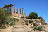 Agrigento first temple (Falcov) Tags: sicile sicilia sicily italie italia italy volcan agrigente agrigento temple