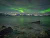 Out with Aurora,------again (Willie Jarl Nilsen) Tags: aurora winter seascape landscape night
